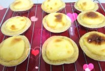 蛋挞(无淡奶油)的做法