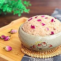 美颜素食 煮妇的浪漫 玫瑰饭#中粮我买,我是大美人#