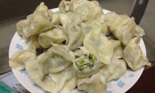 海带饺子的做法