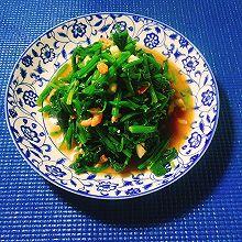 #今天吃什么#海米伴菠菜