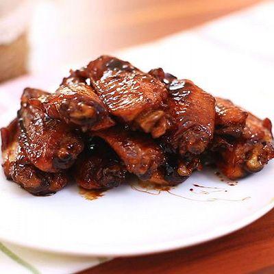 可乐鸡翅—迷迭香