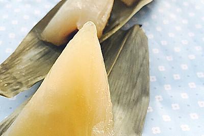 端午节特供:水晶粽(超详细步骤)