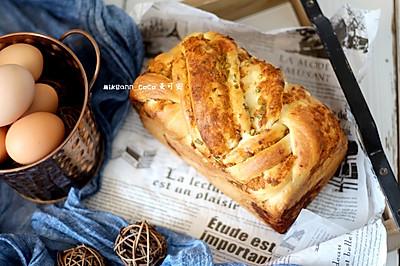 #父亲节,给老爸做道菜#香葱肉松手撕面包