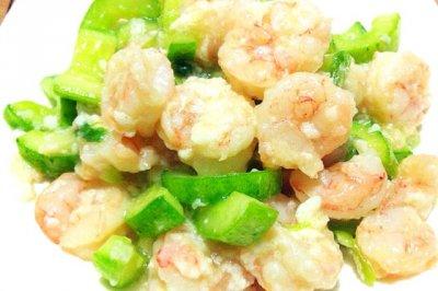 清炒虾仁---儿时最爱的美味