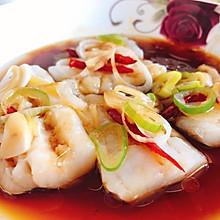 减肥好菜—清蒸鳕鱼