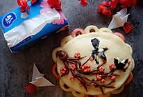 花样面食枣花糕《喜上梅梢》#维达与你韧享年夜范#的做法