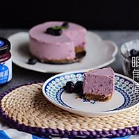 蓝莓慕斯#豆果魔兽季部落#的做法图解11