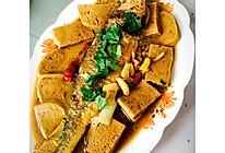 快手菜-黄鱼烧豆腐的做法