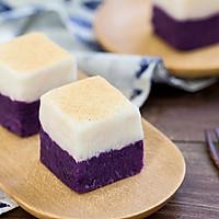 山药紫薯小方