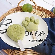 #夏日冰品不能少#抹茶冰激凌