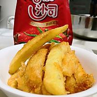 自制土豆薯条的做法图解10