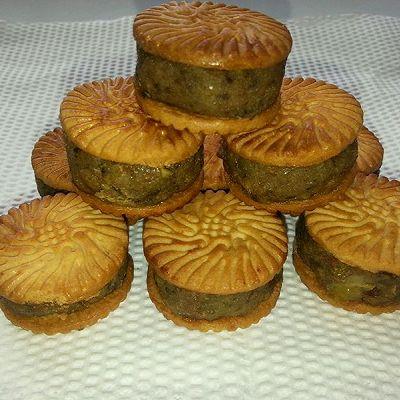 饼干版绿豆饼