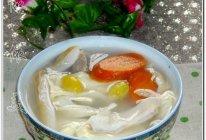 腐竹白果胡椒猪肚汤的做法