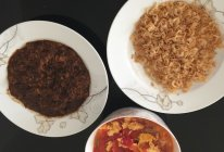 酥炸虾皮,面条的最佳配菜及补钙的做法