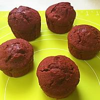 乳酪红丝绒纸杯蛋糕-教你轻松自制sour cream的做法图解13