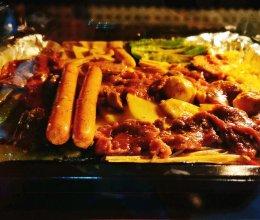 家庭版川香烧烤,健康又美味的做法
