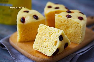 中式蛋糕|玉米面发糕