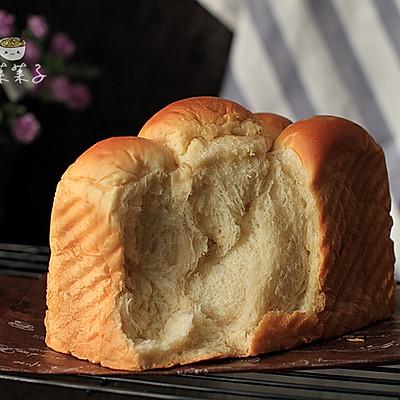 【超软卡仕达吐司】——适合撕着吃的软面包