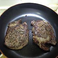 黑椒牛排简易做法的做法图解3