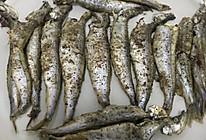 椒盐烤多春鱼的做法