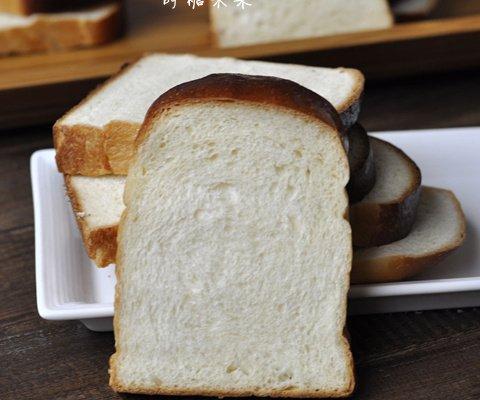 北海道牛奶吐司的做法