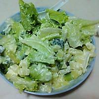 减肥能吃蔬菜沙拉吗图片