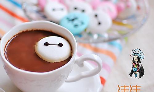 会有大白替我爱你 (●—●)棉花糖的做法