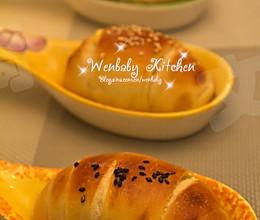 黄油芝士小面包的做法