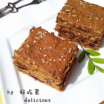 无油红枣蛋糕