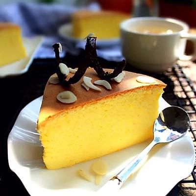 日式轻乳酪蛋糕【六寸】