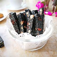 黑芝麻花生糖#柏翠辅食节-健康食疗#的做法图解14