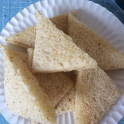 迷你三明治的做法 步骤1