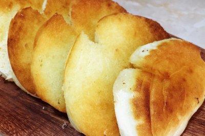 煎馒头片 烤馍片