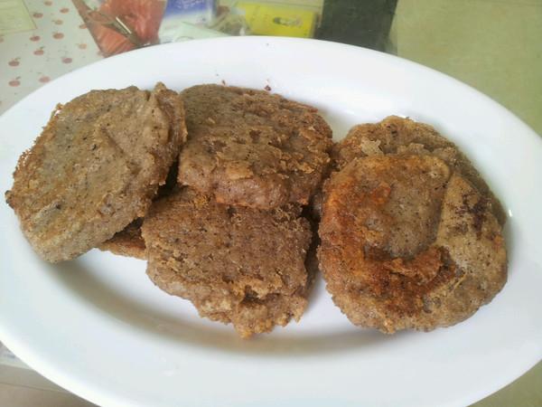 五谷杂粮豆渣饼的做法