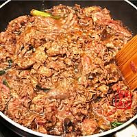 【曼步厨房】沙茶牛肉煲的做法图解7