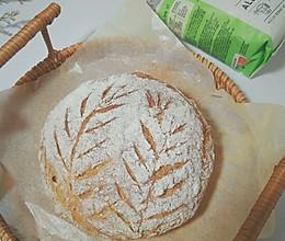 燕麦多谷物面包#Niamh一步搞定懒人面包#的做法