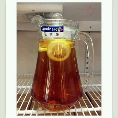 自制柠檬红茶,清爽沁凉一夏~