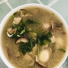 下奶杂烩汤
