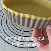 蓝莓塔 杏仁奶油馅(视频菜谱)的做法图解7