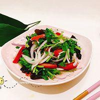 #花10分钟,做一道菜!#快手凉拌杂蔬的做法图解9
