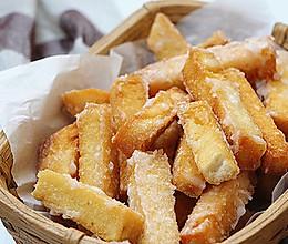 缅甸新葡京香酥反沙馒头条的做法