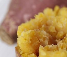 烤红薯的做法(烤箱烤红薯)的做法