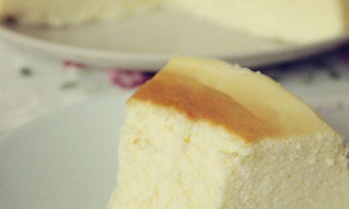 蛋奶酥芝士蛋糕的做法