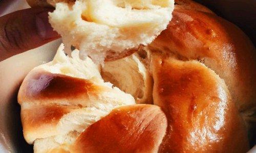 无黄油版手撕面包的做法