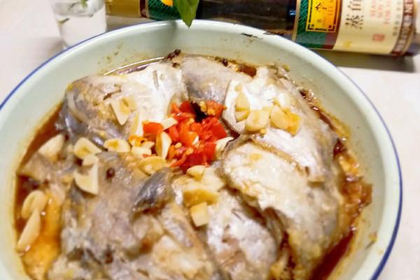 豉香蒸鱼#厨此之外  锦享美味#的做法