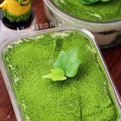 抹茶提拉米苏(免烤版)