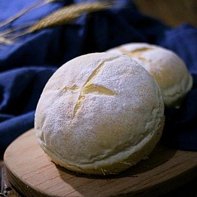 松软低糖主食基础面包胚(面包碗)