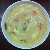 老陕疙瘩汤(拌汤)的做法_【图解】老陕疙瘩汤