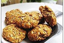 红糖燕麦饼干#九阳烘焙剧场#的做法