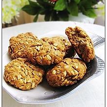 红糖燕麦饼干#九阳烘焙剧场#